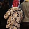 ジャスティン・ビーバーが Supreme × Louis Vuitton、Supreme × Thrasher のコラボアイテムをダブルで着用