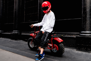 Supreme × Coleman® CT200U Mini Bike