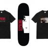 Supreme × Scarface の新たなコラボコレクションとしてTシャツやデッキなどが登場予定
