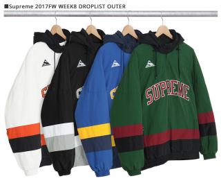 Supreme 2017FWコレクション WEEK8