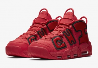 "NIKE AIR UPTEMPO QS ""CHICAGO"" 2017年10月発売"