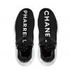 ファレル・ウィリアムズ × adidas Originals × CHANEL のタッグによる NMD HUMAN RACE