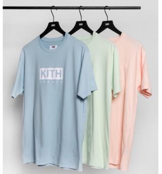 KITH TREATS TOKYO 10月8日(日)にTシャツとパーカーを3色展開