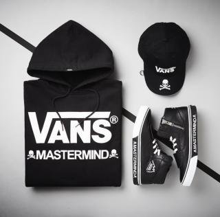 mastermind Japan と VANS の新たなカプセルコレクションが10月13日(金)発売