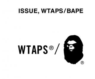 日本を代表するブランドである A BATHING APE® と WTAPS がタッグを組んだコラボコレクションが2017年11月発売