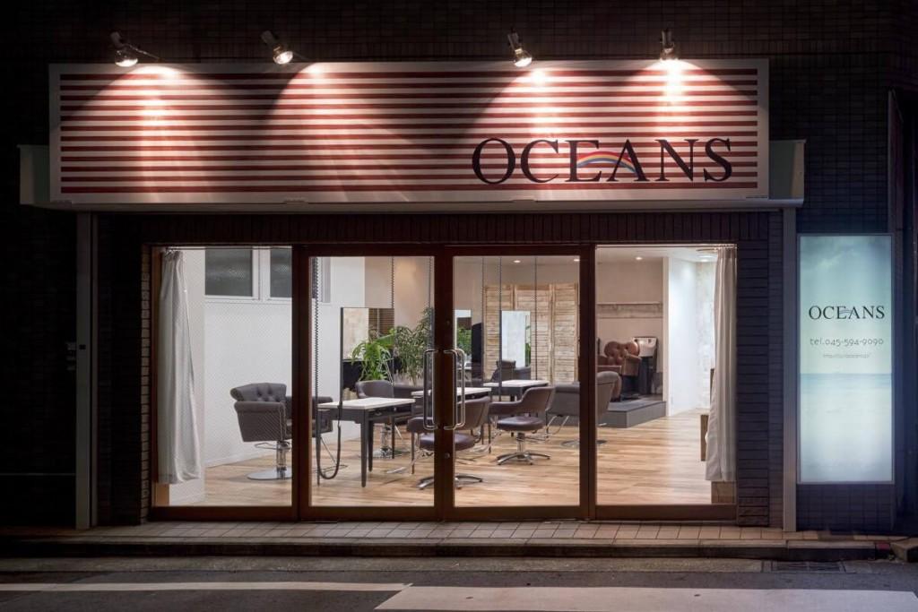 横浜の美容室オーシャン